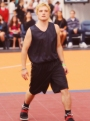 Photo & Video: Josh Hutcherson at the SBNN 3 on 3 Charity Basketball Game